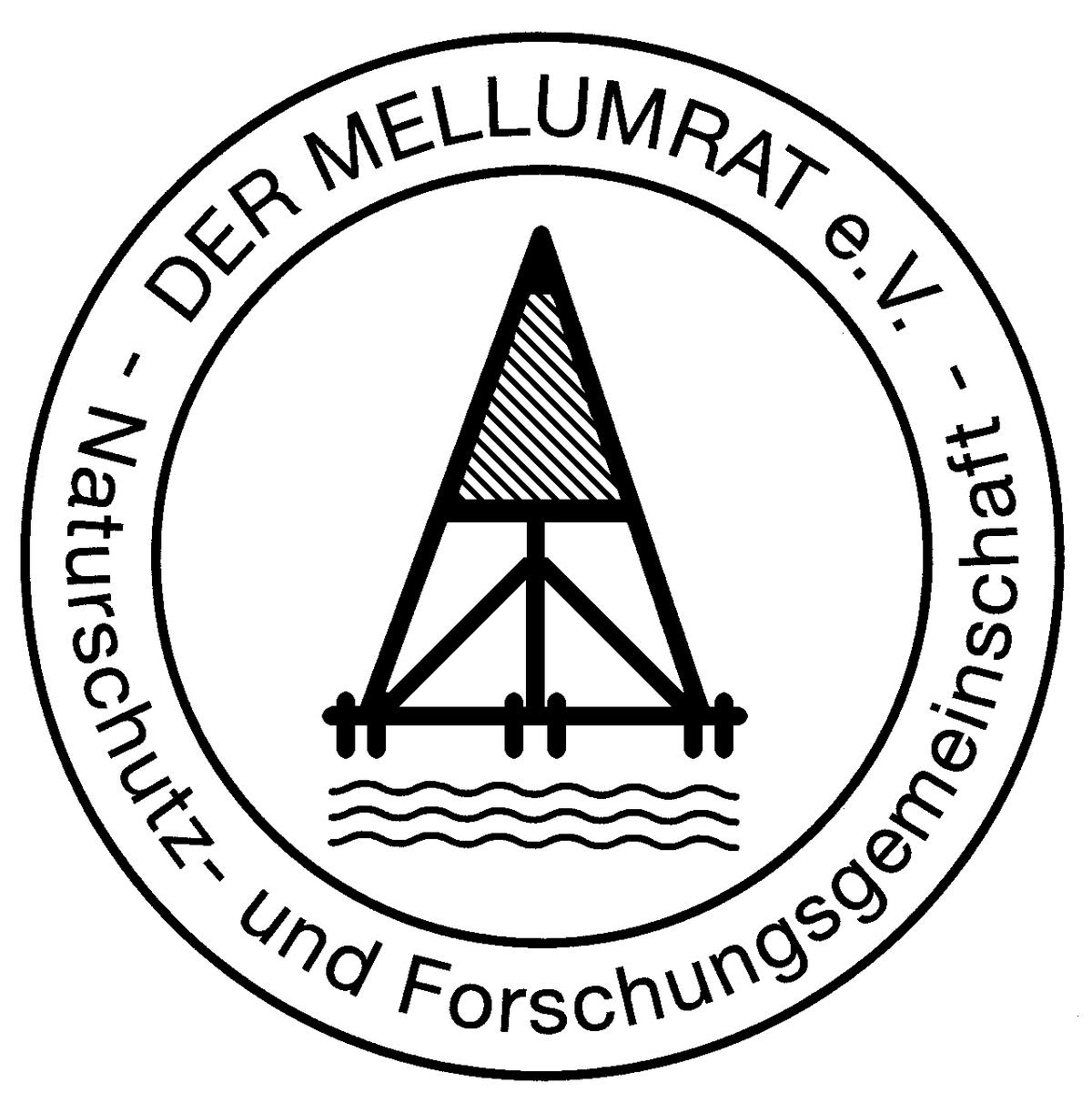 Logo Der Mellumrat e.V.