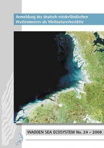 Weltnaturerbe Dossier Titelblatt deutsch