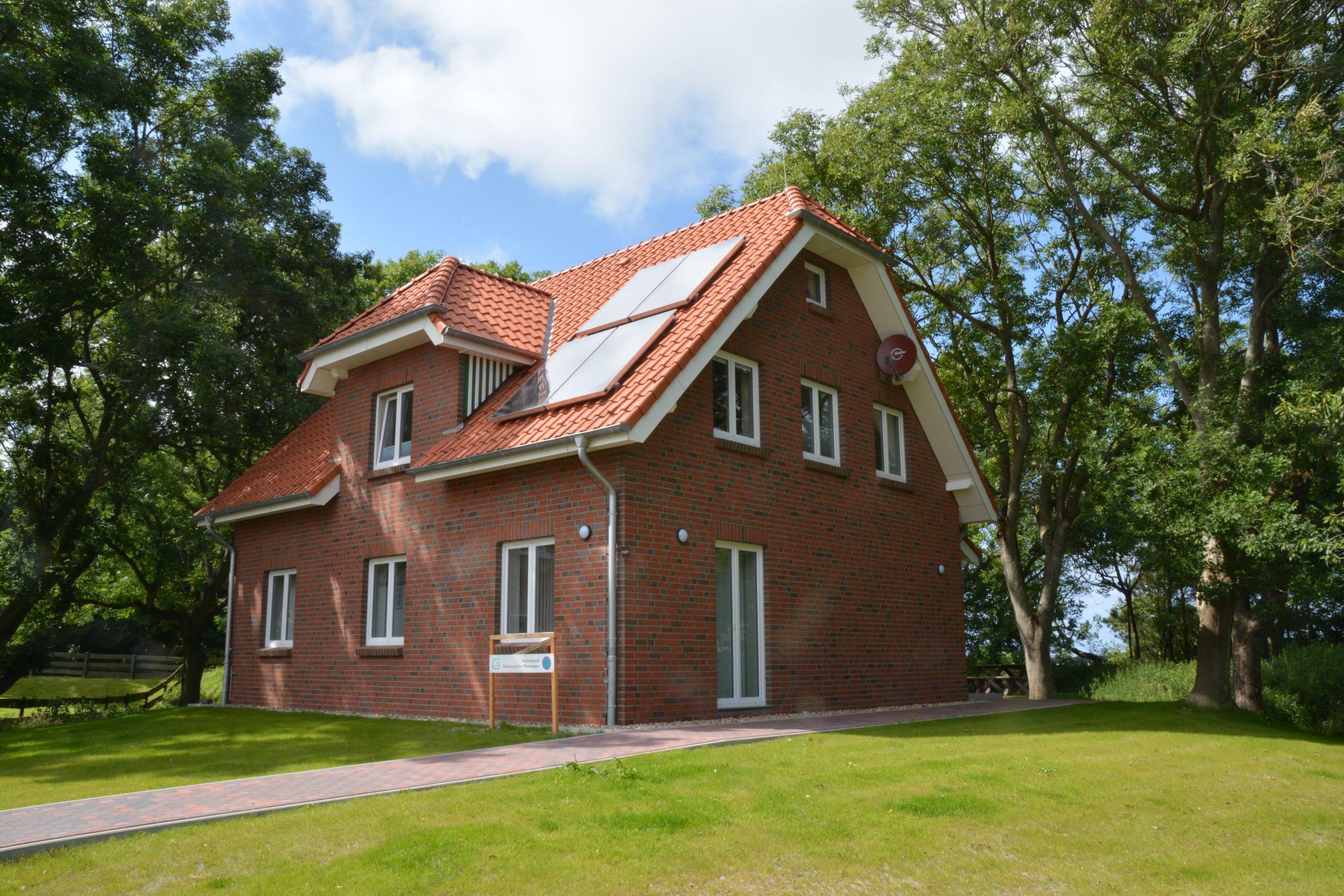 Nationalpark-Station Neuwerk