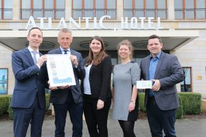 Partner-Zertifizierung Atlantic Hotel