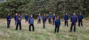Rangerteam Nationalpark Niedersächsisches Wattenmeer