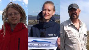 Drei Wattenmeer-Staaten, drei Generationen
