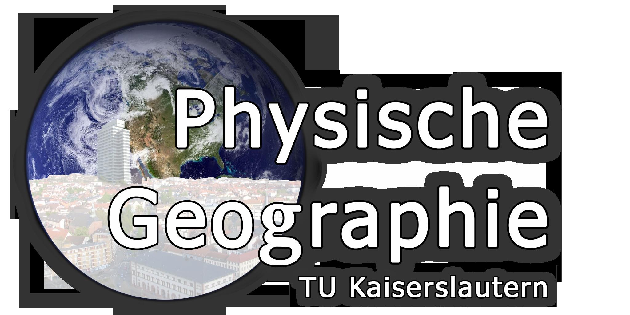 Logo Physische Geographie Kaiserslautern