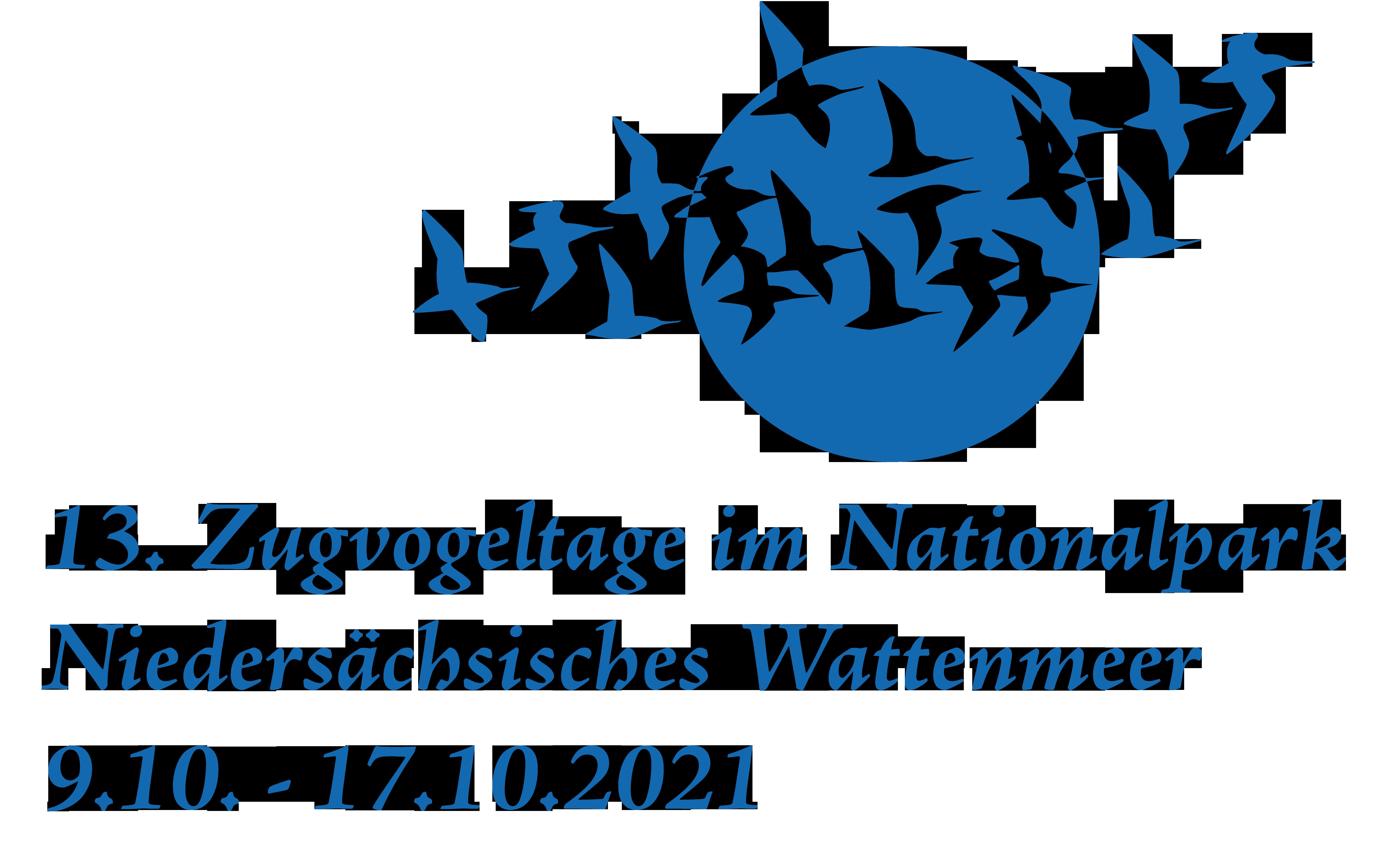 Logo 13. Zugvogeltage