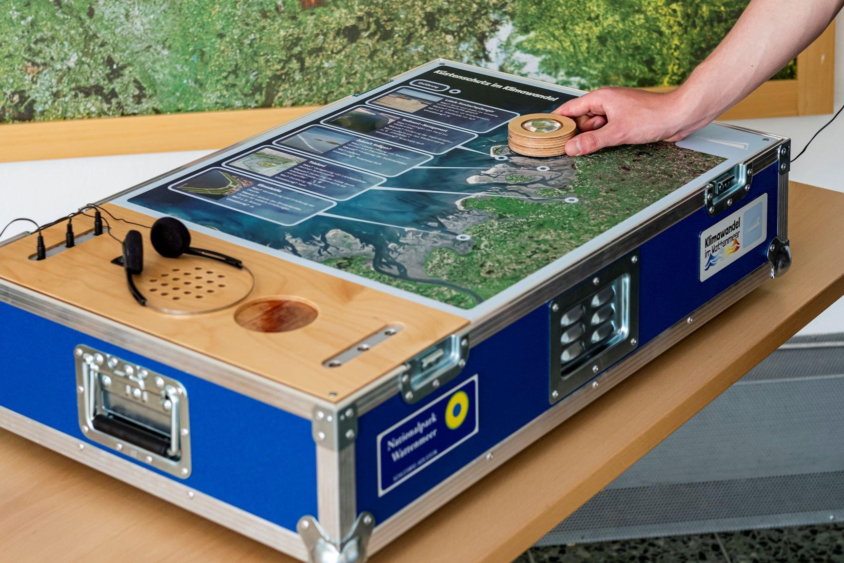 Lernwerkstatt Klimawandel im Wattenmeer