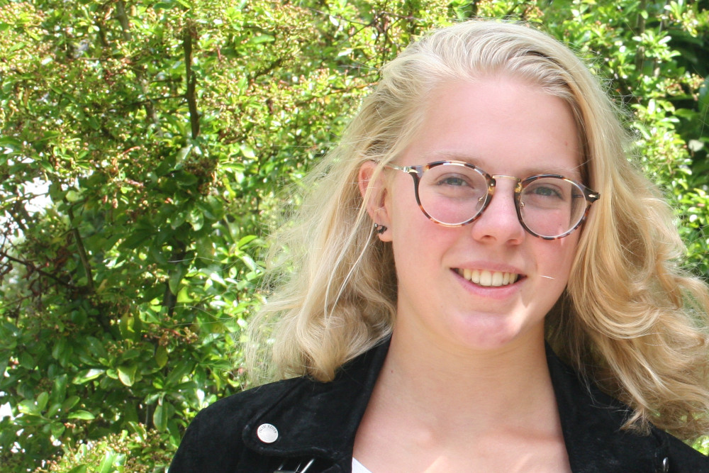 Lisa Storny leistet seit August 2020 ihren Bundesfreiwilligendienst in Tönning