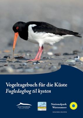Vogeltagebuchs für die Küste