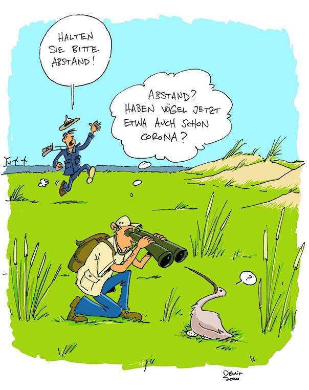 Titel Cartoon