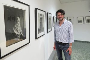 Luca Berti stellt seine Fotografien im Multimar Wattforum aus