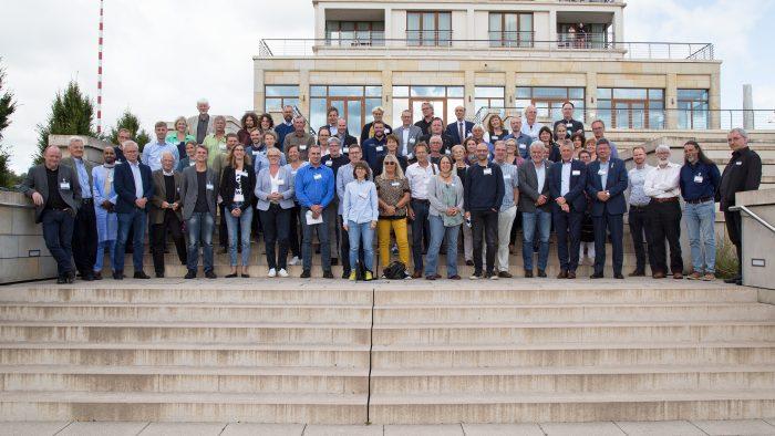 Wadden Sea Day 2021 Teilnehmende Gruppenbild