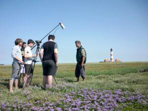 Naturfilmcamp Wattenmeer