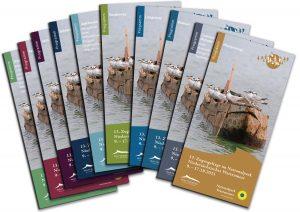 Programmhefte der 13. Zugvogeltage im Nationalpark Niedersächsisches Wattenmeer