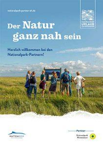 Imagefaltblatt Der Natur ganz nah sein