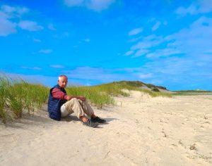 Rolf Schauder auf Norderney
