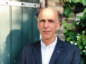 Bernard Baerends. Foto: CWSS/ Baerends