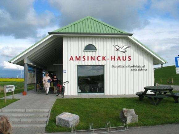 Amsinck-Haus, Hamburger Hallig