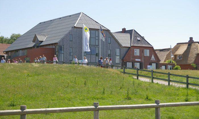 Nationalpark-Haus Hooge
