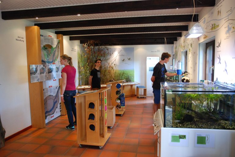 Naturzentrum Katinger Watt